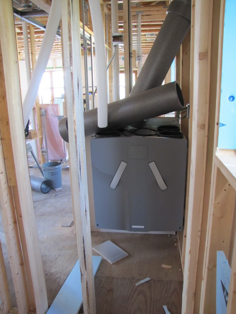 Ventilation for the Passive House